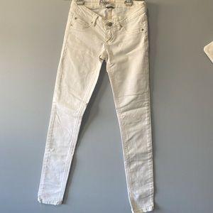 White skinny jeans - Garage